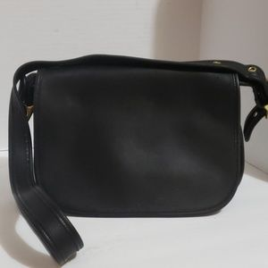 Vintage Coach USA 9951 Bag Patricia Legacy Black